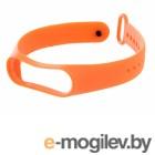 Аксессуары для умных браслетов Аксессуары для умных браслетов Силиконовый ремешок Red Line for Xiaomi Mi Band 3 Orange