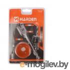 Аксессуары для инструментов Набор для установки врезных замков HARDEN 610541