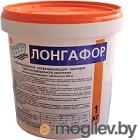 Средство для бассейна дезинфицирующее Маркопул Кемиклс Лонгафор таблетки по 200гр в банке (1кг)