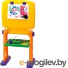 Мольберт детский двусторонний PlayGo 7371