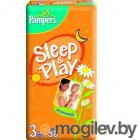 PAMPERS Sleep & Play Midi 3 4-9 кг 58шт