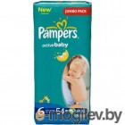 PAMPERS Active Baby Extra Large 6 15+ �� 54��