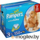 PAMPERS Active Baby Midi 3 4-9 �� 150 ��