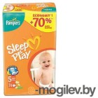 PAMPERS Sleep & Play Junior 5 11-25 кг 74шт