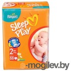 PAMPERS Sleep & Play Mini 2 3-6 кг 88шт