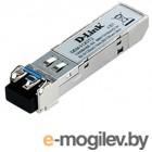 Трансивер  D-Link 312GT2/A1A, SFP Transceiver with 1 1000Base-SX+ port.Up to 2km, multi-mode Fiber, Duplex LC connector, Transmitting and Receiving wavelength: 1310nm, 3.3V power.