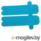 Кинезио тейп Kinesio Tape Lite Weights 21x26.5cm Light Blue 1213LW