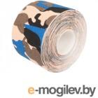 Кинезио тейп Kinesio Tape Lite Weights 500x5cm Camouflage 5704LW