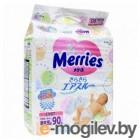 MERRIES NB для новорожденных 0-5 кг 90 шт