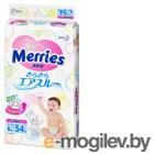 MERRIES L 9-14 кг, 54 шт