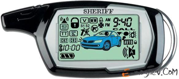 Sheriff ZX-1090