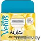 Gillette VENUS&OLAY 4шт