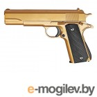 Страйкбольные пистолеты Galaxy G.13GD Gold
