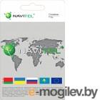 Карта для навигатора Navitel Европа + СНГ + Беларусь (365 дней, POS)