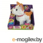 Интерактивные игрушки, тамагочи My Friends Котенок Мэри с бутылочкой JX-2441