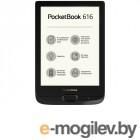 Электронные книги PocketBook 616 Obsidian Black PB616-H-RU