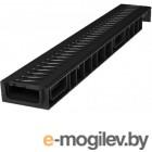 Лоток STANDART с решеткой пластиковой 100.65 h69 light, комплект, РБ (ecoteck)