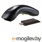 Сканеры штрих-кодов Mercury CL-200-U USB Black
