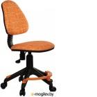 Кресло Бюрократ KD-4-F/GIRAFFE (оранжевый)