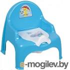 Детский горшок Dunya 11102 (голубой)