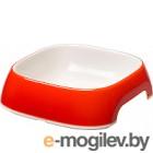 Миска для животных Ferplast Glam Medium (0.75л, красный)