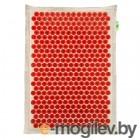 Магнитные апликаторы Тибетский аппликатор Комфорт с эффектом памяти на мягкой подложке большой для чувствительной кожи магнитный Red