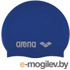 Шапочка для плавания ARENA Classic Silicone JR 91670 71 (Denim/Silver)