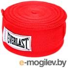 Боксерские бинты Everlast 4465RD (2.5м, красный)