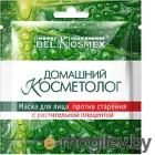 Маска для лица тканевая BelKosmex Домашний косметолог против старения с растительной плацентой (26г)