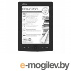 Электронные книги Ritmix RBK-676FL Black
