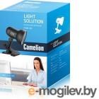 Camelion H-035 С02 черный (  метал., 220В, 60Вт)