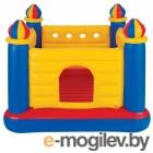 Батут надувной детский Intex Замок 48259