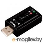 Hama H-51620 7.1 Surround USB black