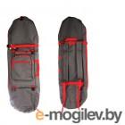 Аксессуары для самокатов Рюкзак Skatebox Для электросамокатов Graphite-Red STU-ES-34-red