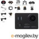 Экшн камеры EKEN H9R Plus Ultra HD Black