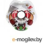 принадлежности для купания Надувной круг на шею для купания малышей Roxy-Kids Flipper FL010
