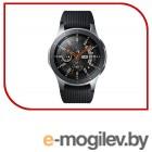 Умные часы Samsung Galaxy Watch 46mm / SM-R800NZSASER (серебристая сталь)