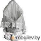 Конверт-одеяло Lappetti Эстель / В1030/5 (серый)