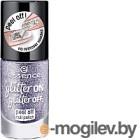 Лак для ногтей Essence Glitter On Glitter Off Peel Off Nail Polish тон 05 (8мл)