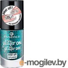 Лак для ногтей Essence Glitter On Glitter Off Peel Off Nail Polish тон 06 (8мл)