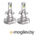 автомобильные лампочки Philips Ultinon LED H4 12V P43t-38 6200K 11342ULWX2 2 штуки