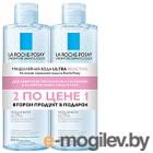 Мицеллярная вода La Roche-Posay Ultra Reactive (400мл+400мл)