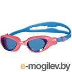 Очки для плавания ARENA The One Jr 001432 858 (Light blue/Red/Blue)