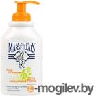 Мыло жидкое Le Petit Marseillais Цветок апельсинового дерева (300мл)