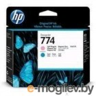 Печатающая головка HP 774 Photo Black/Light Gray Printhead для HP DesignJet Z6810 series/ Z6610 60