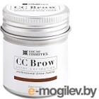 Краска для бровей Lucas Cosmetics Хна в баночке (5г, темно-коричневый)