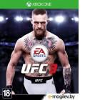 Игра для игровой консоли Microsoft Xbox One UFC 3