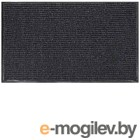 Грязезащитный коврик No Brand Ребристый 40x60 (серый)