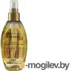 Масло для волос OGX Кератиновое против ломкости волос мгновенное восстановление (118мл)