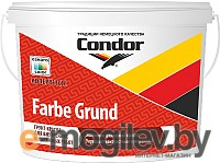 Грунтовка CONDOR Farbe Grund (7.5кг)